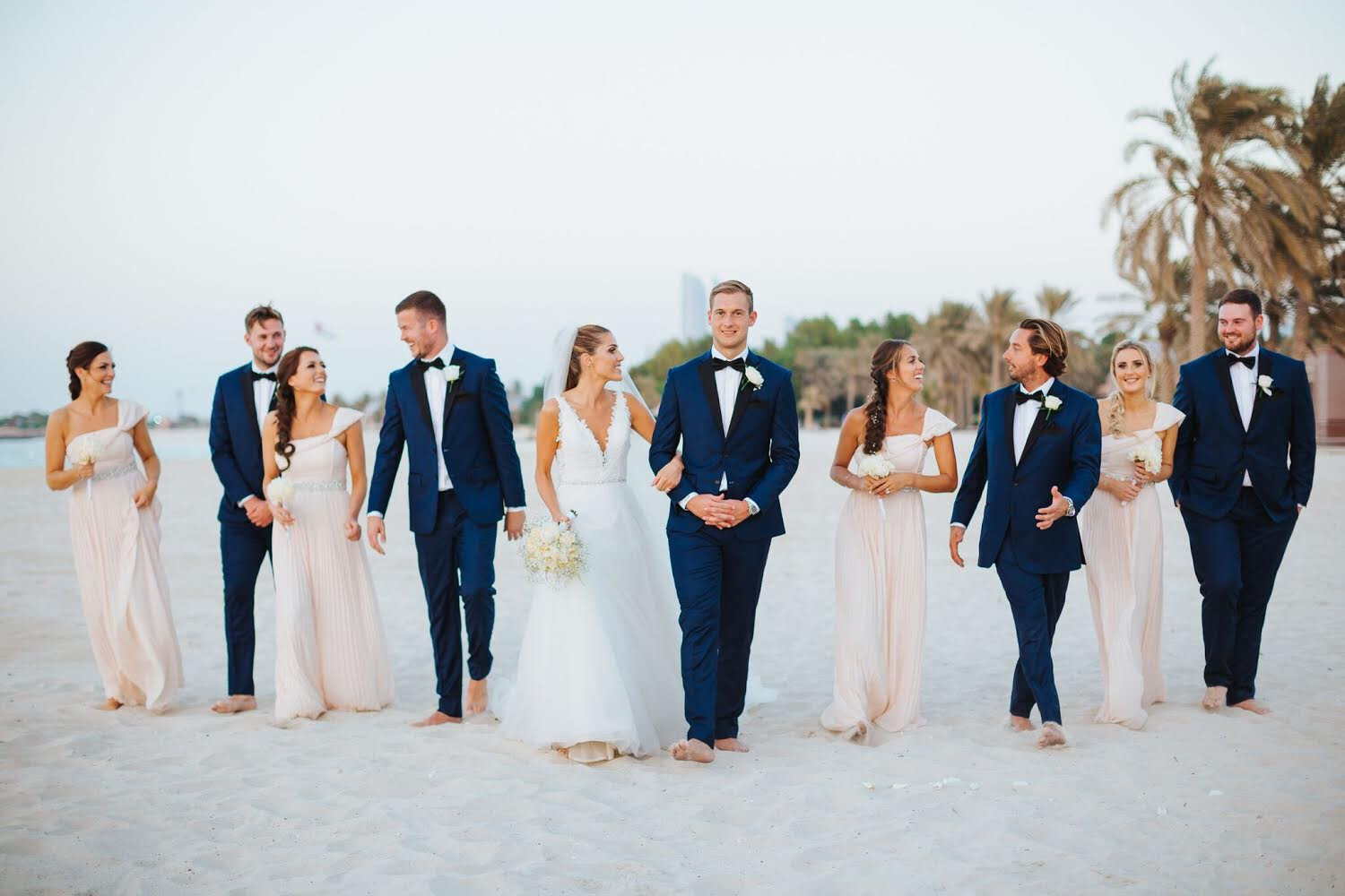 What A Beautiful Beach Wedding